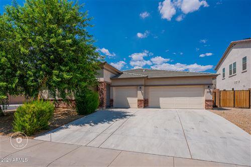 Photo of 18516 W TURQUOISE Avenue, Waddell, AZ 85355 (MLS # 6257223)