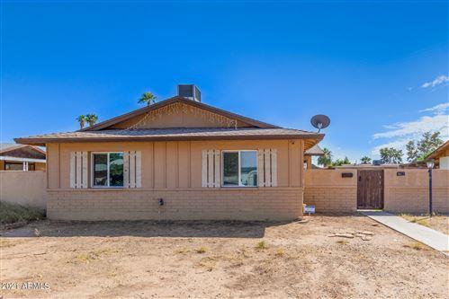 Photo of 3417 W SAINT MORITZ Lane, Phoenix, AZ 85053 (MLS # 6298223)