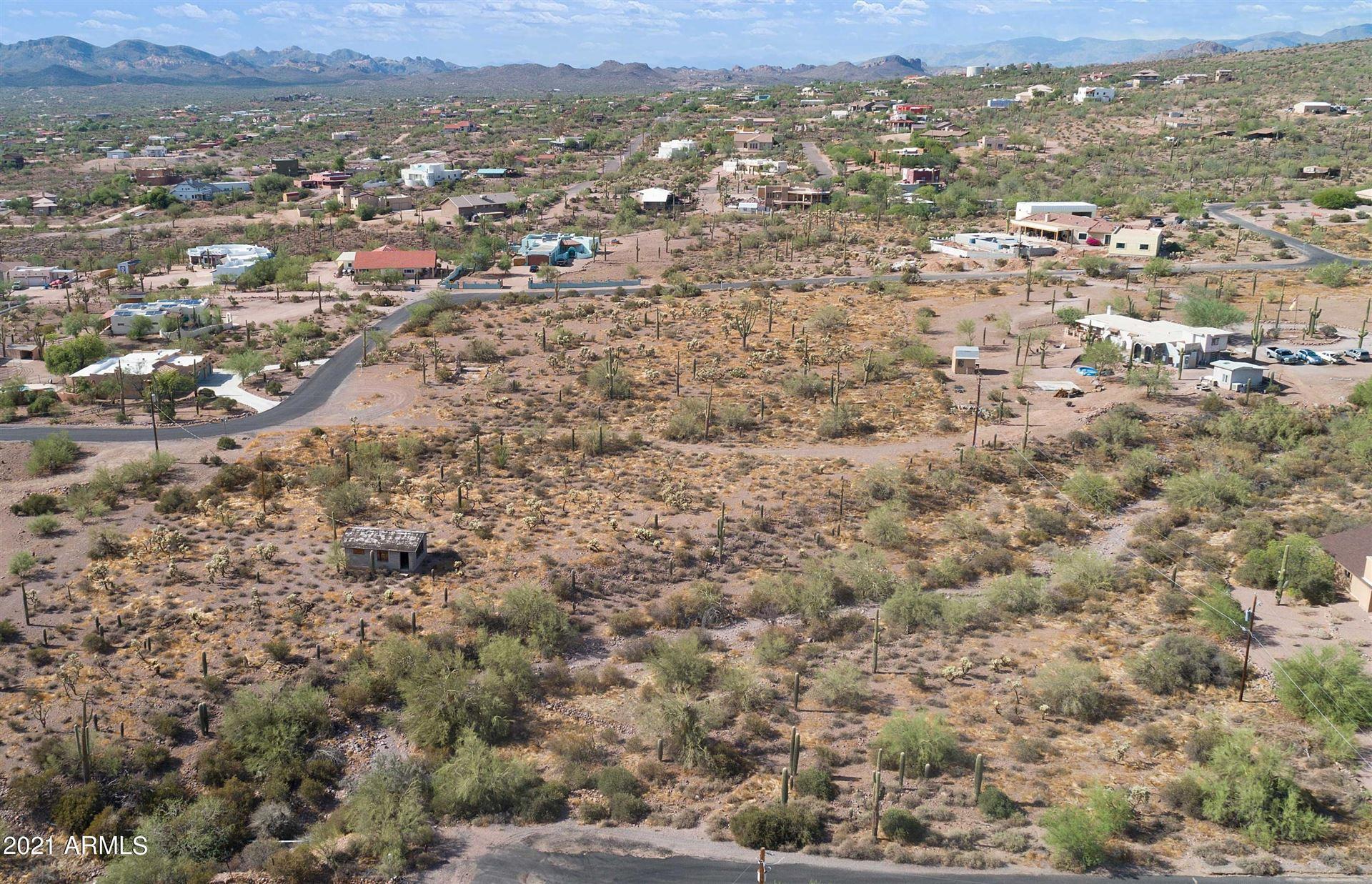 Photo of 2051 N PROSPECTORS Road, Apache Junction, AZ 85119 (MLS # 6268223)