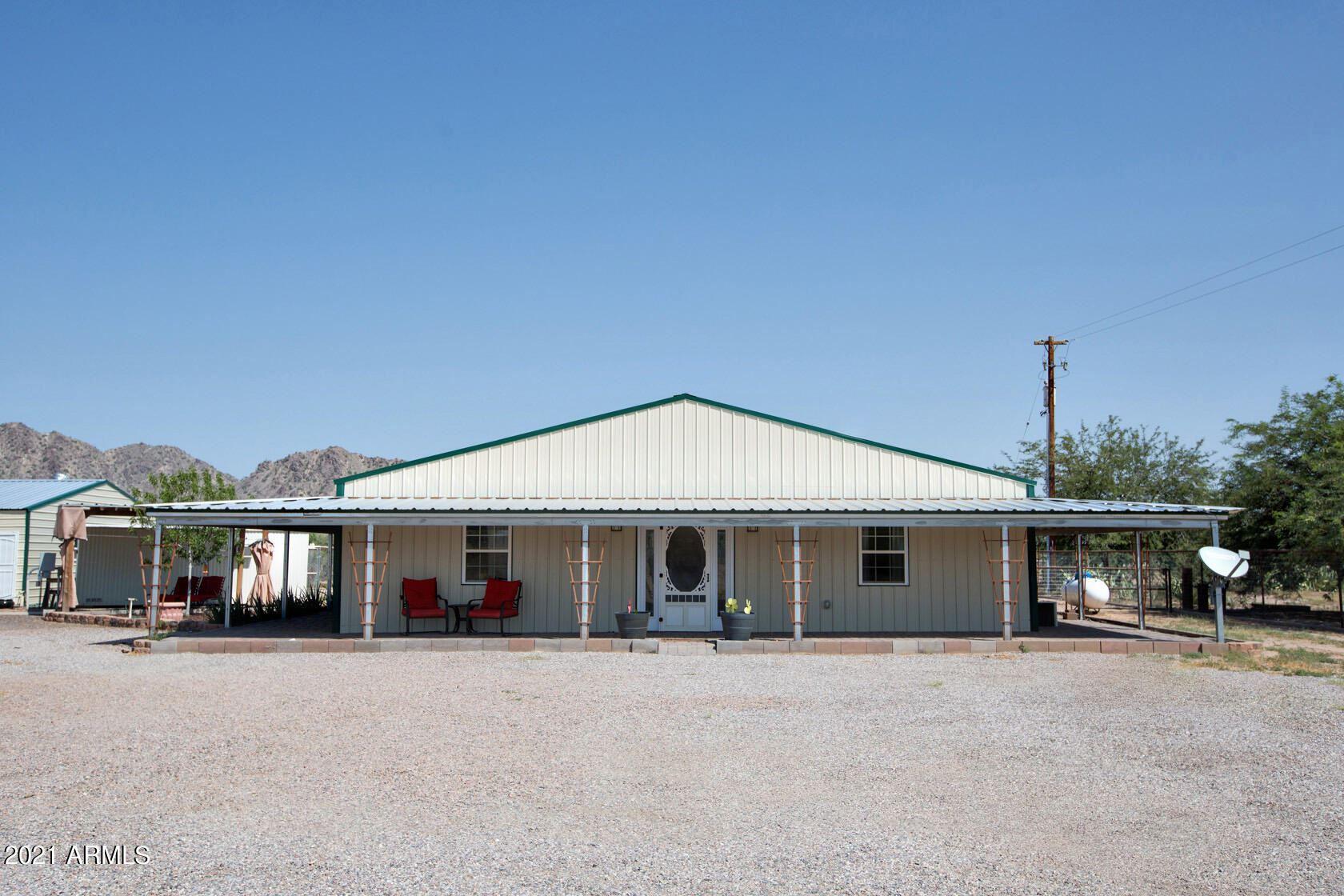 Photo for 52264 W ESCH Trail, Maricopa, AZ 85139 (MLS # 6292223)