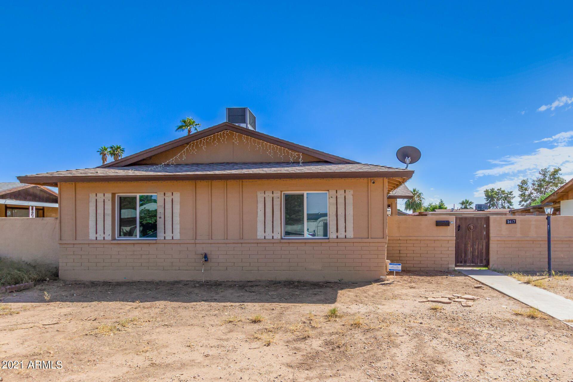 3417 W SAINT MORITZ Lane, Phoenix, AZ 85053 - MLS#: 6298223