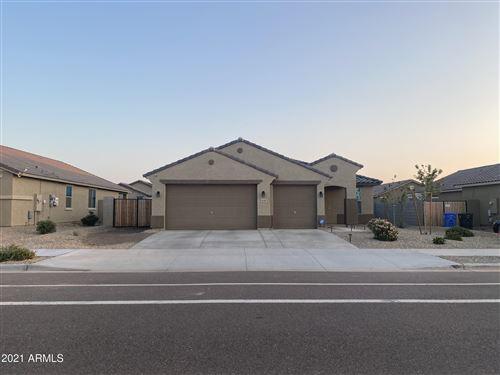 Photo of 18582 W CARLOTA Lane, Surprise, AZ 85387 (MLS # 6294224)