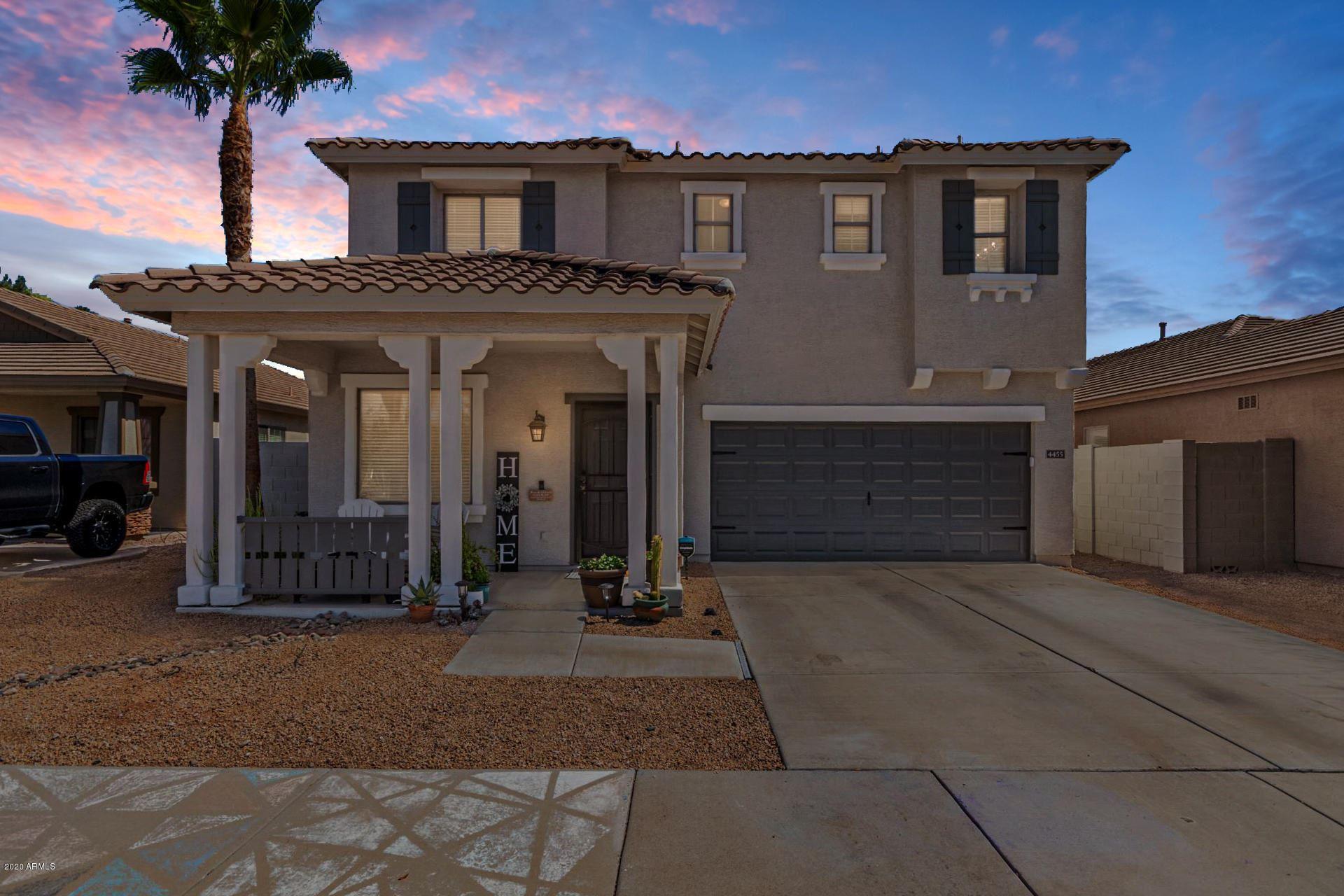 4455 E MEGAN Street, Gilbert, AZ 85295 - #: 6101224