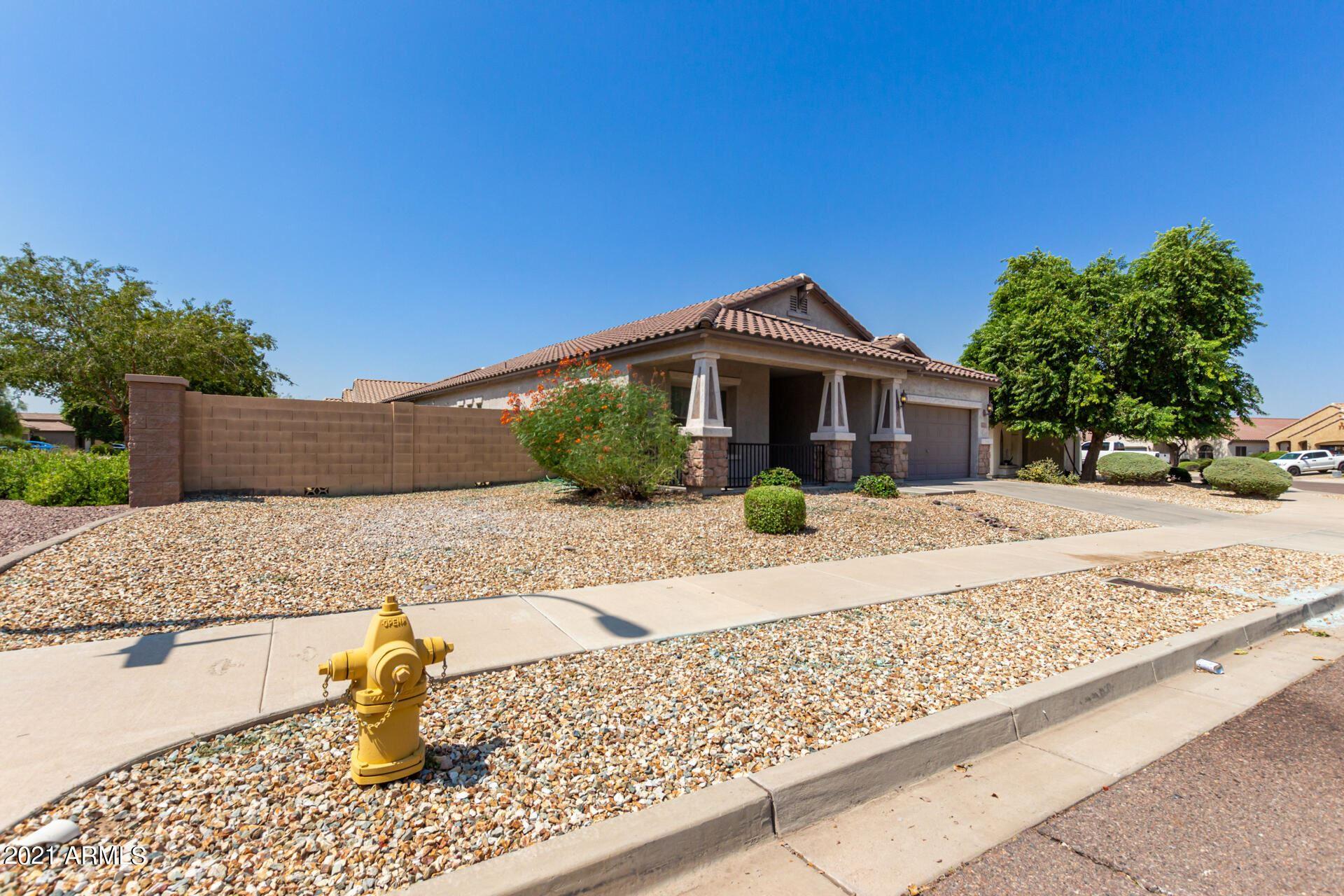 Photo of 8810 S 57TH Lane, Laveen, AZ 85339 (MLS # 6283224)