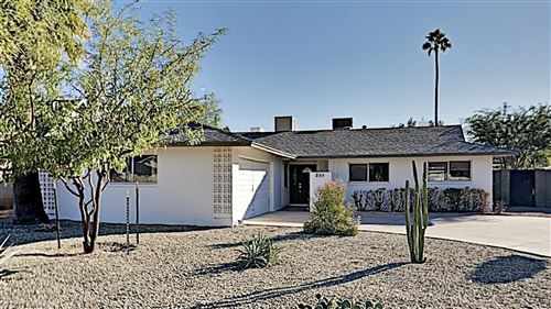 Photo of 211 E HERMOSA Drive, Tempe, AZ 85282 (MLS # 6165225)