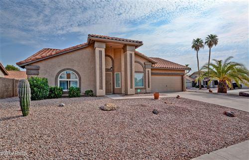 Photo of 9528 W SIERRA PINTA Drive, Peoria, AZ 85382 (MLS # 6268225)