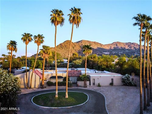 Photo of 5215 E Orchid Lane, Paradise Valley, AZ 85253 (MLS # 6295226)