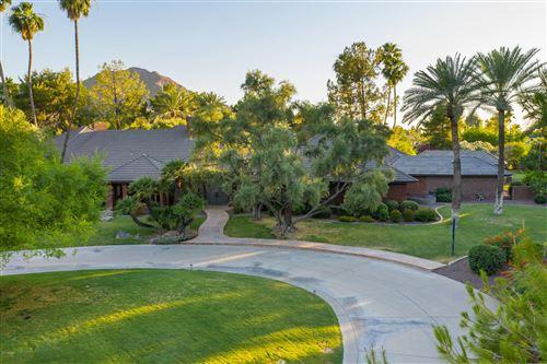Photo of 6600 N INVERGORDON Road, Paradise Valley, AZ 85253 (MLS # 6087227)