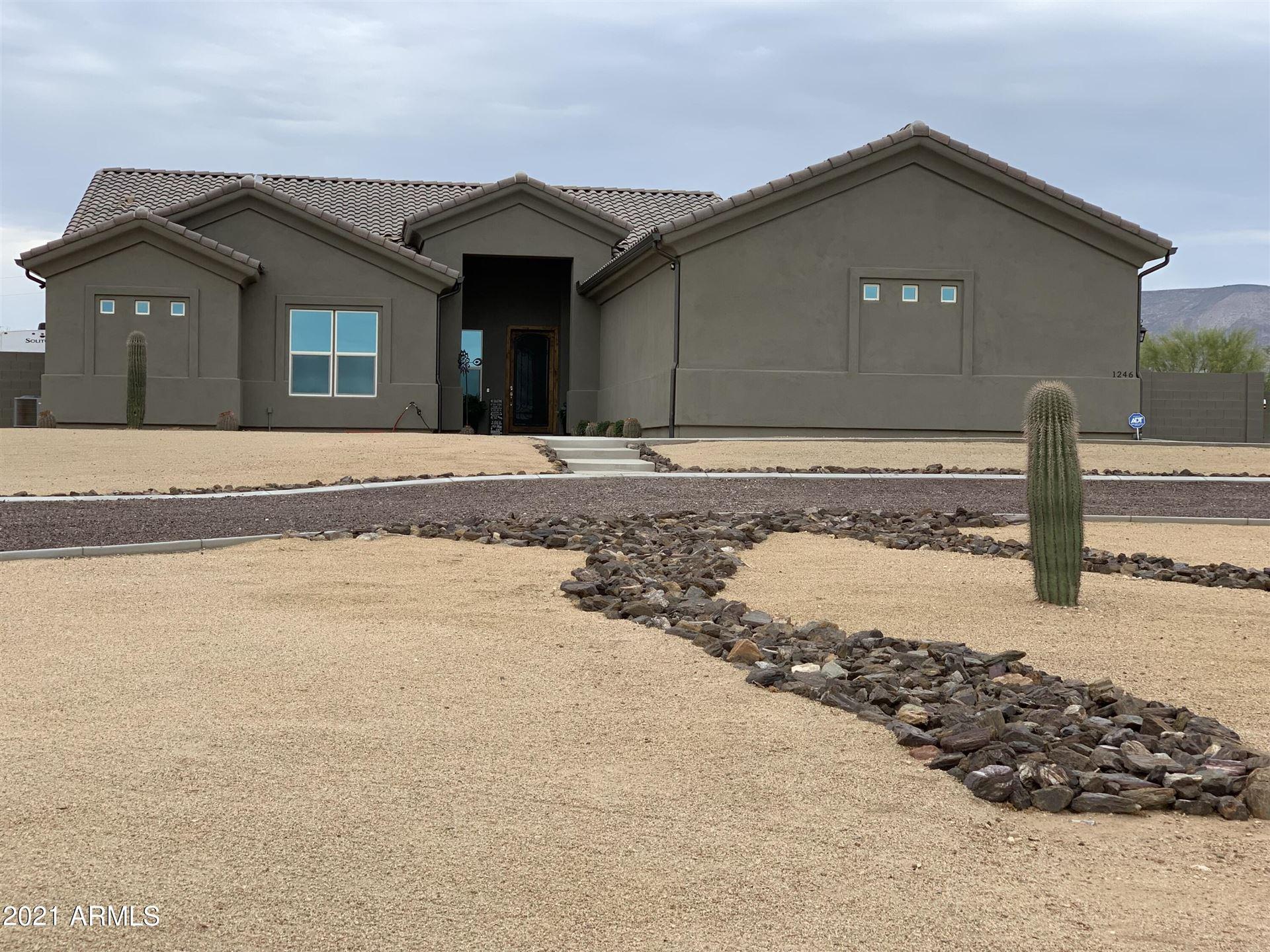 Photo of 1246 E GAFFNEY Road, New River, AZ 85087 (MLS # 6266227)