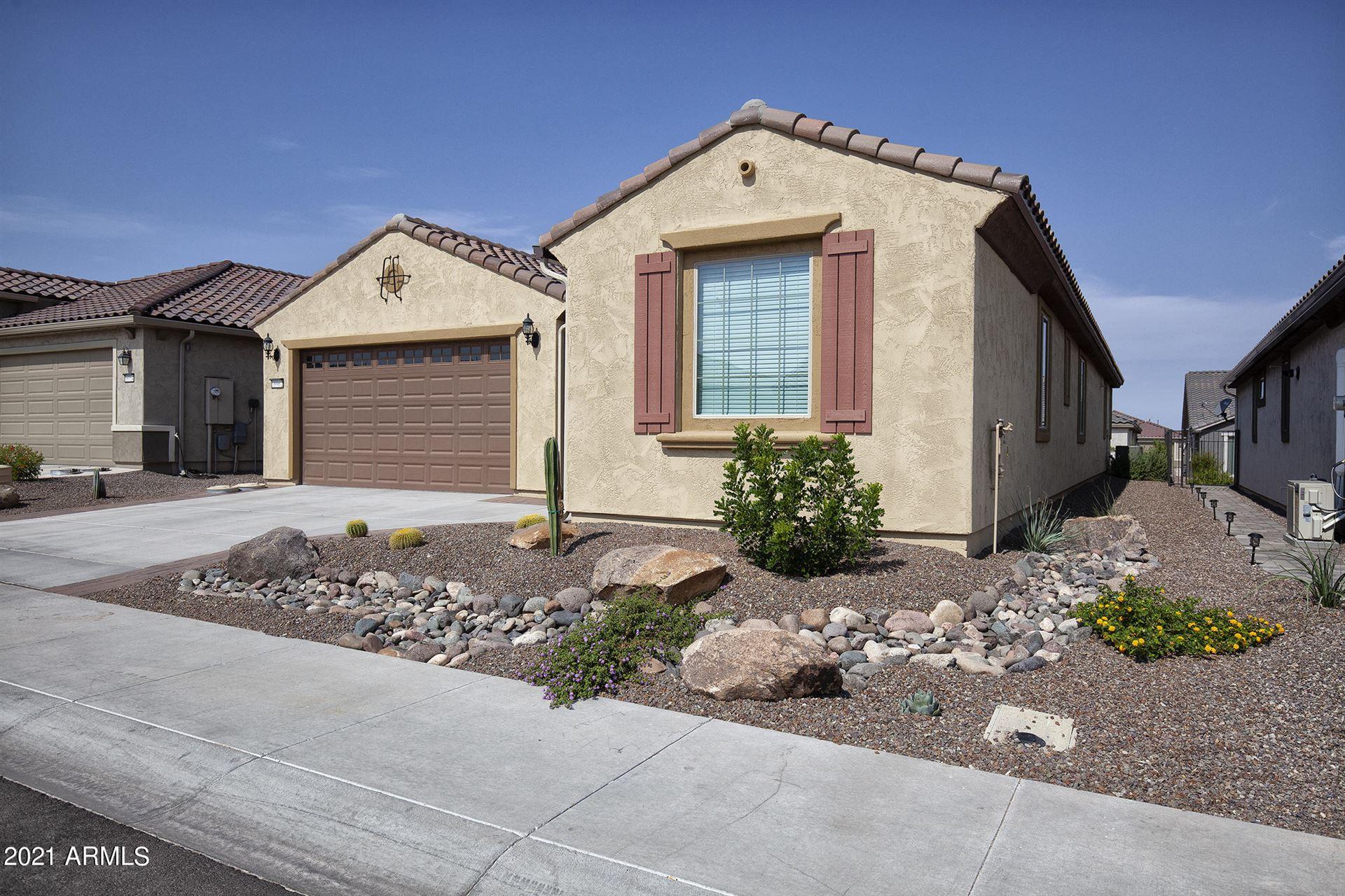 Photo of 18962 N 259TH Avenue, Buckeye, AZ 85396 (MLS # 6268227)