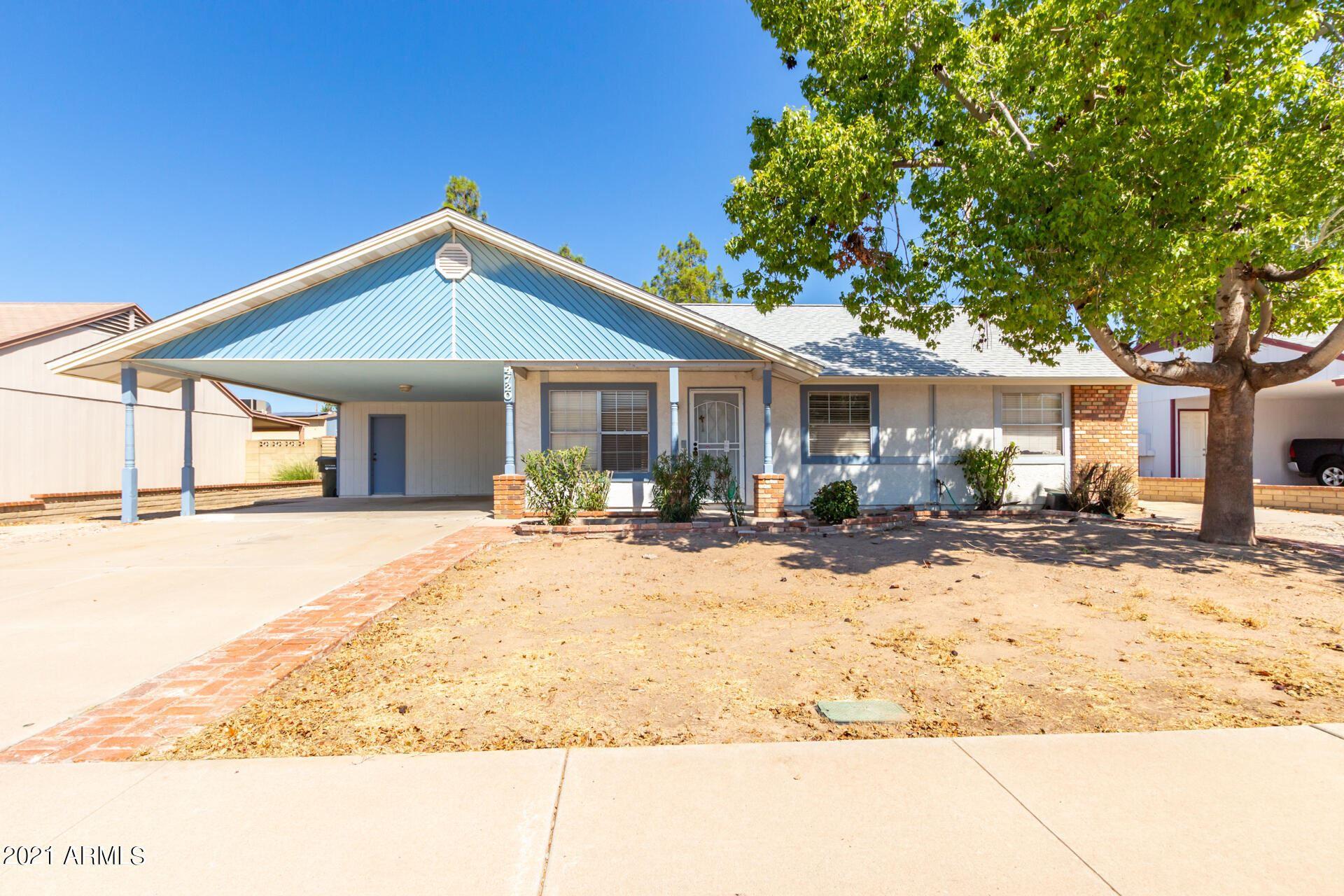 4720 W WAGONER Road, Glendale, AZ 85308 - MLS#: 6295227