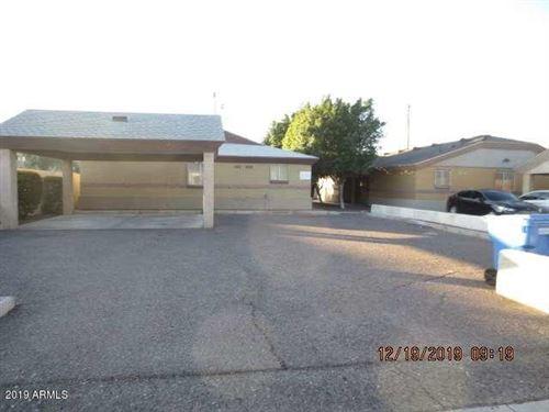 Photo of 1621 W TONTO Street #FRNT, Phoenix, AZ 85007 (MLS # 6017228)