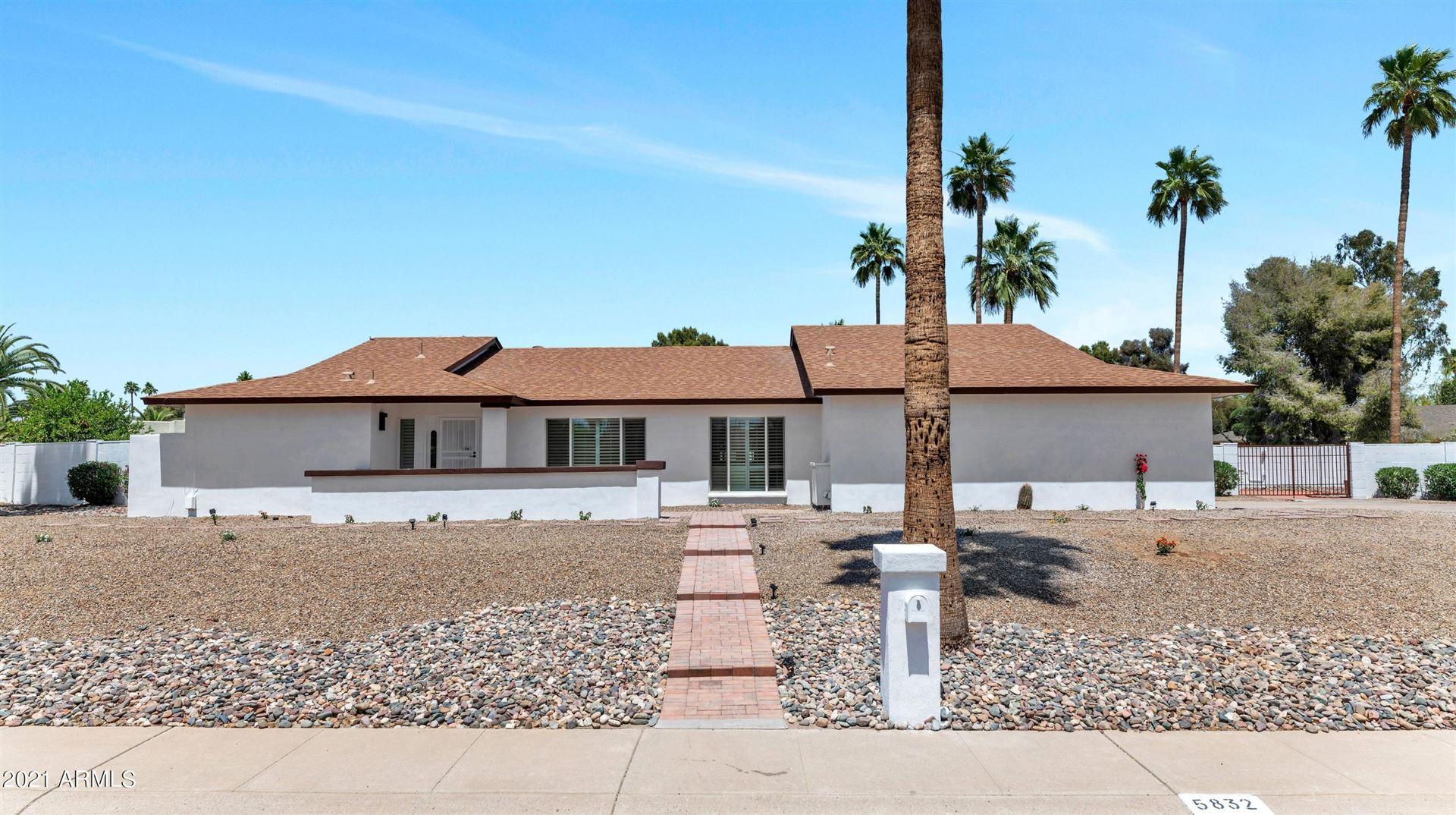 5832 E WINDROSE Drive, Scottsdale, AZ 85254 - MLS#: 6223228