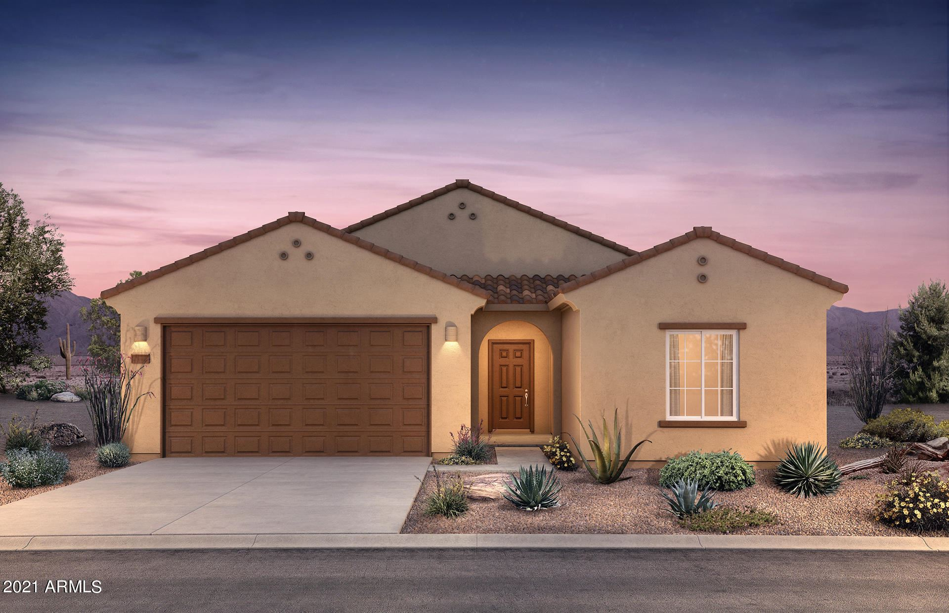 Photo for 43700 W MESCAL Street, Maricopa, AZ 85138 (MLS # 6283228)