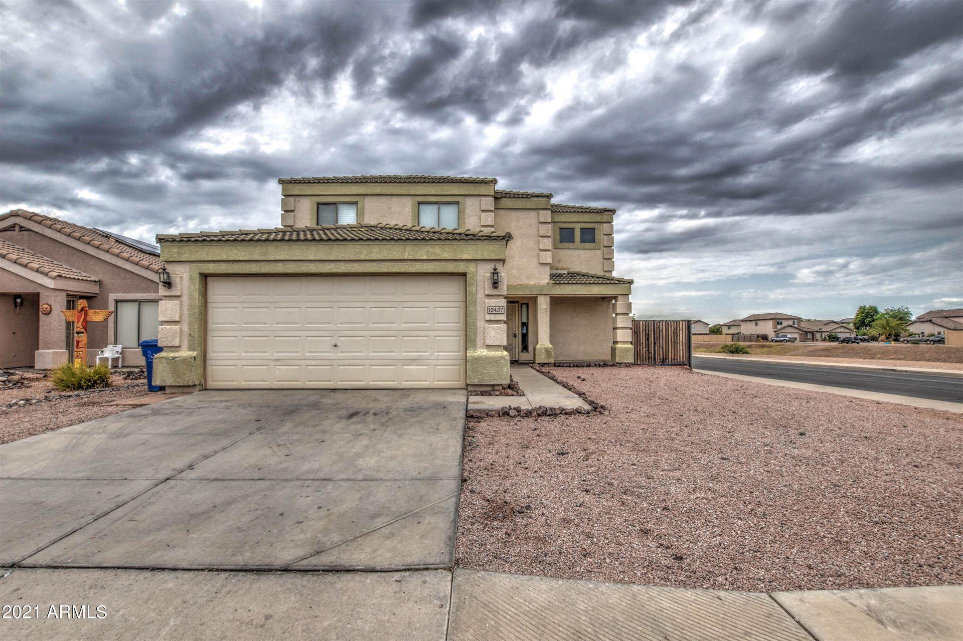 Photo of 12437 W ASTER Drive, El Mirage, AZ 85335 (MLS # 6300229)