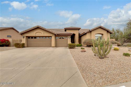 Photo of 9636 E BALANCING ROCK Road, Scottsdale, AZ 85262 (MLS # 6177231)