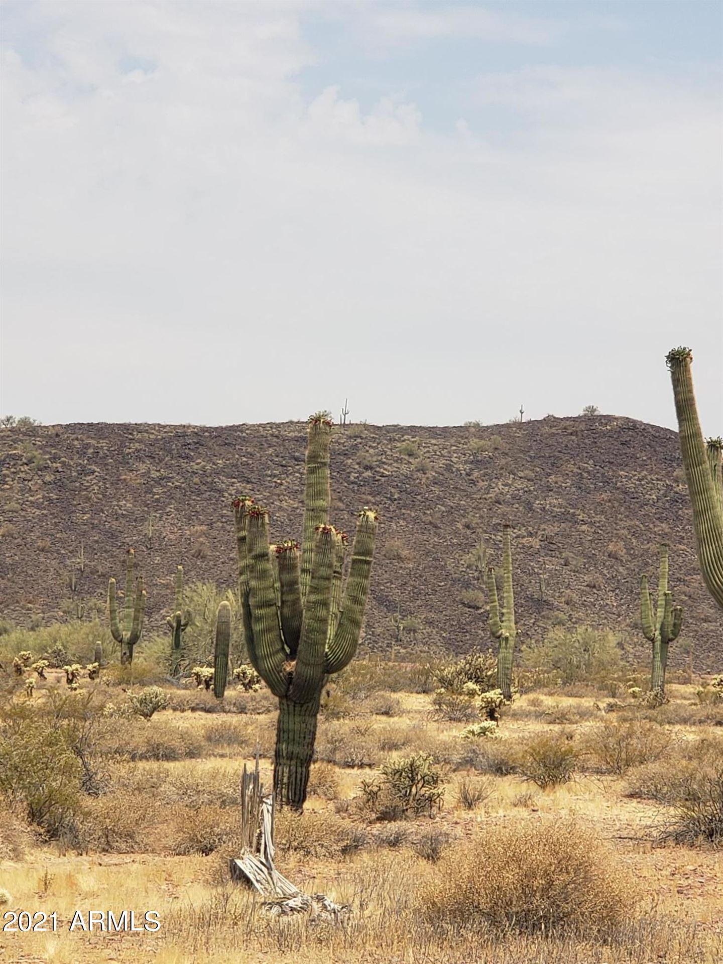 Photo of 0 W Olsen Road, Wittmann, AZ 85361 (MLS # 6247231)
