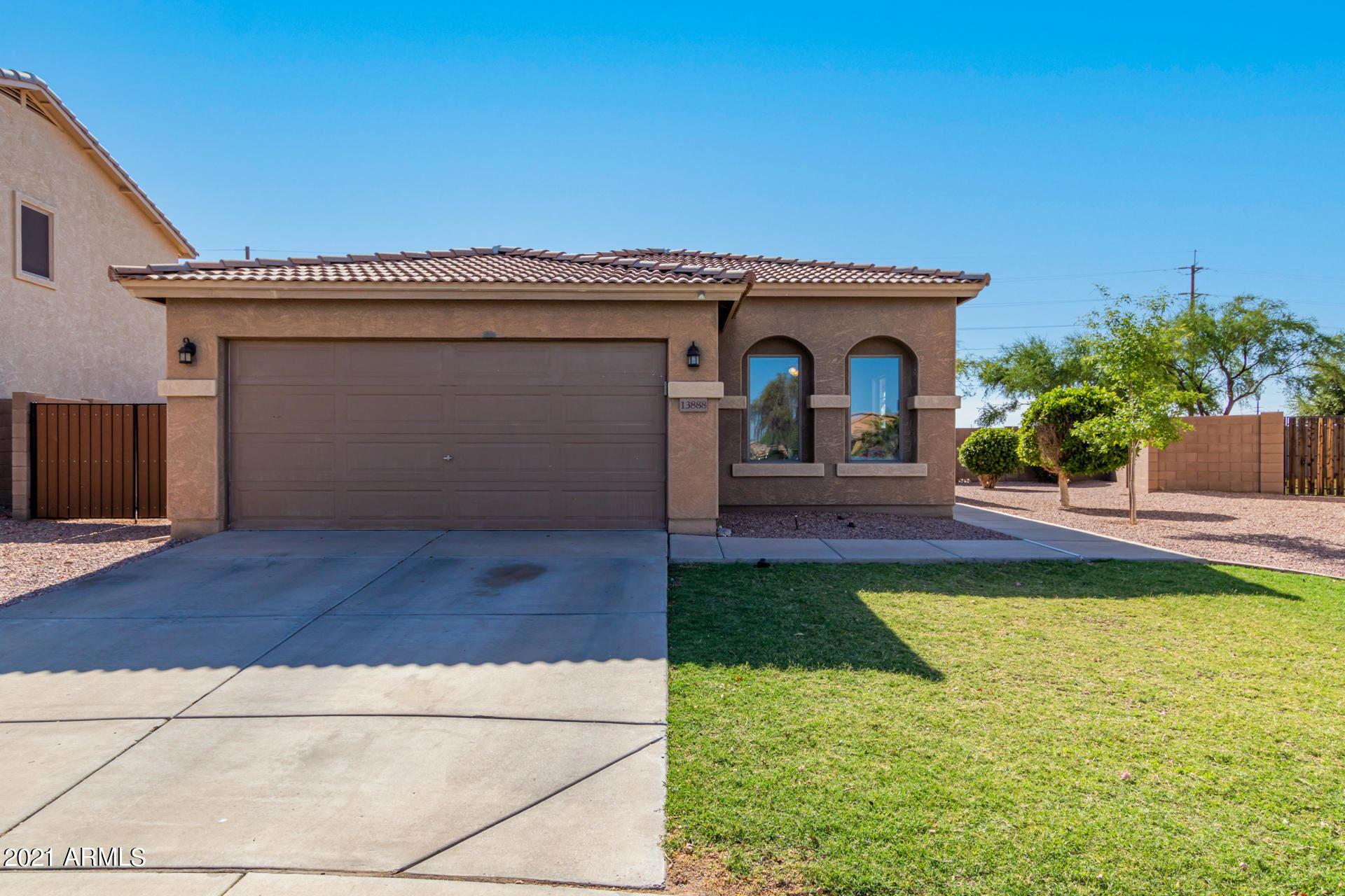 Photo of 13888 N 162ND Lane, Surprise, AZ 85379 (MLS # 6232232)