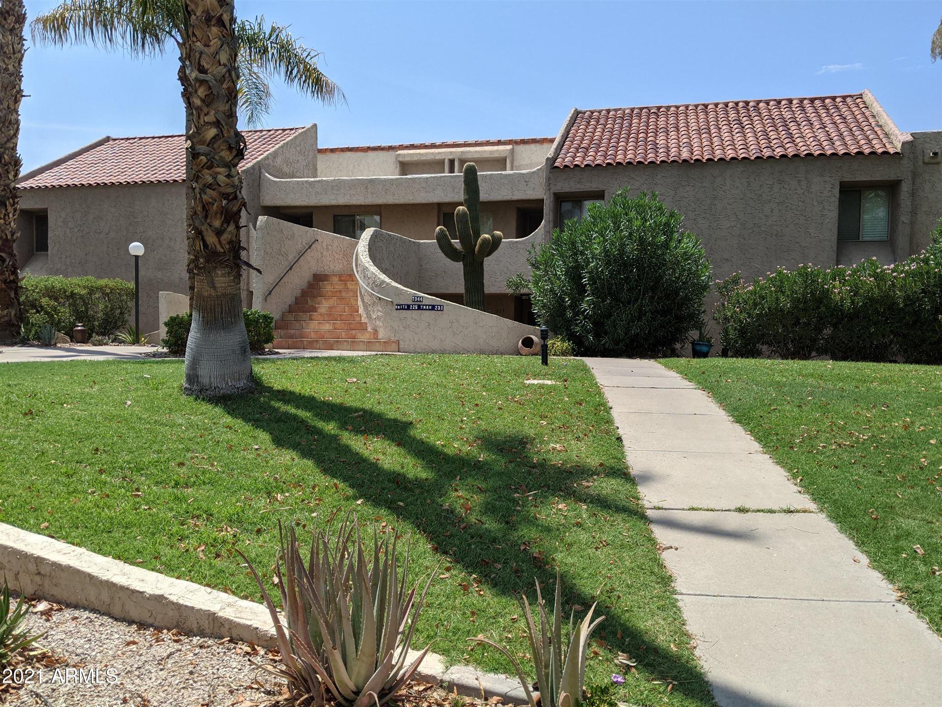 7344 N Via Camello Del Norte -- #227, Scottsdale, AZ 85258 - MLS#: 6264234