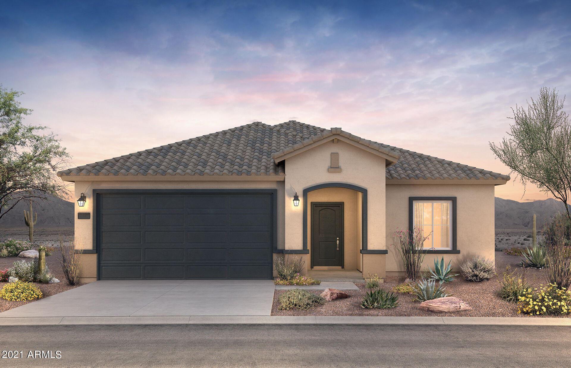 Photo for 43759 W MESCAL Street, Maricopa, AZ 85138 (MLS # 6283234)