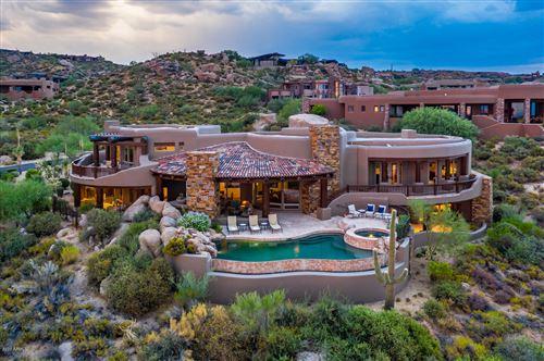 Photo of 11081 E DISTANT HILLS Drive, Scottsdale, AZ 85262 (MLS # 6125235)