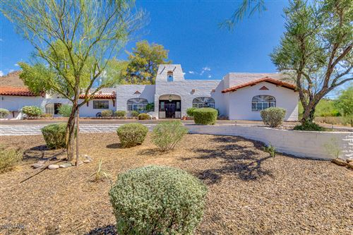 Photo of 4020 E LINCOLN Drive, Paradise Valley, AZ 85253 (MLS # 6030236)