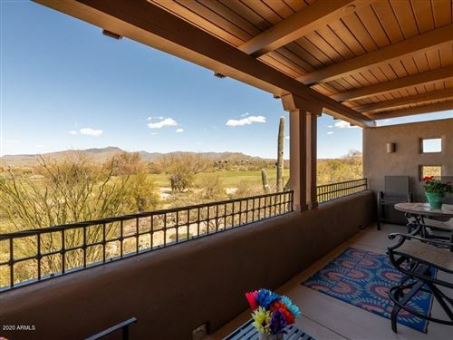 Photo of 36601 N MULE TRAIN Road #D17, Carefree, AZ 85377 (MLS # 6056236)
