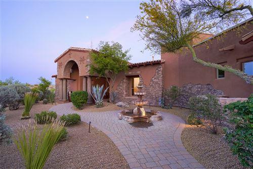 Photo of 12160 E WHISPERING WIND Drive, Scottsdale, AZ 85255 (MLS # 6229236)