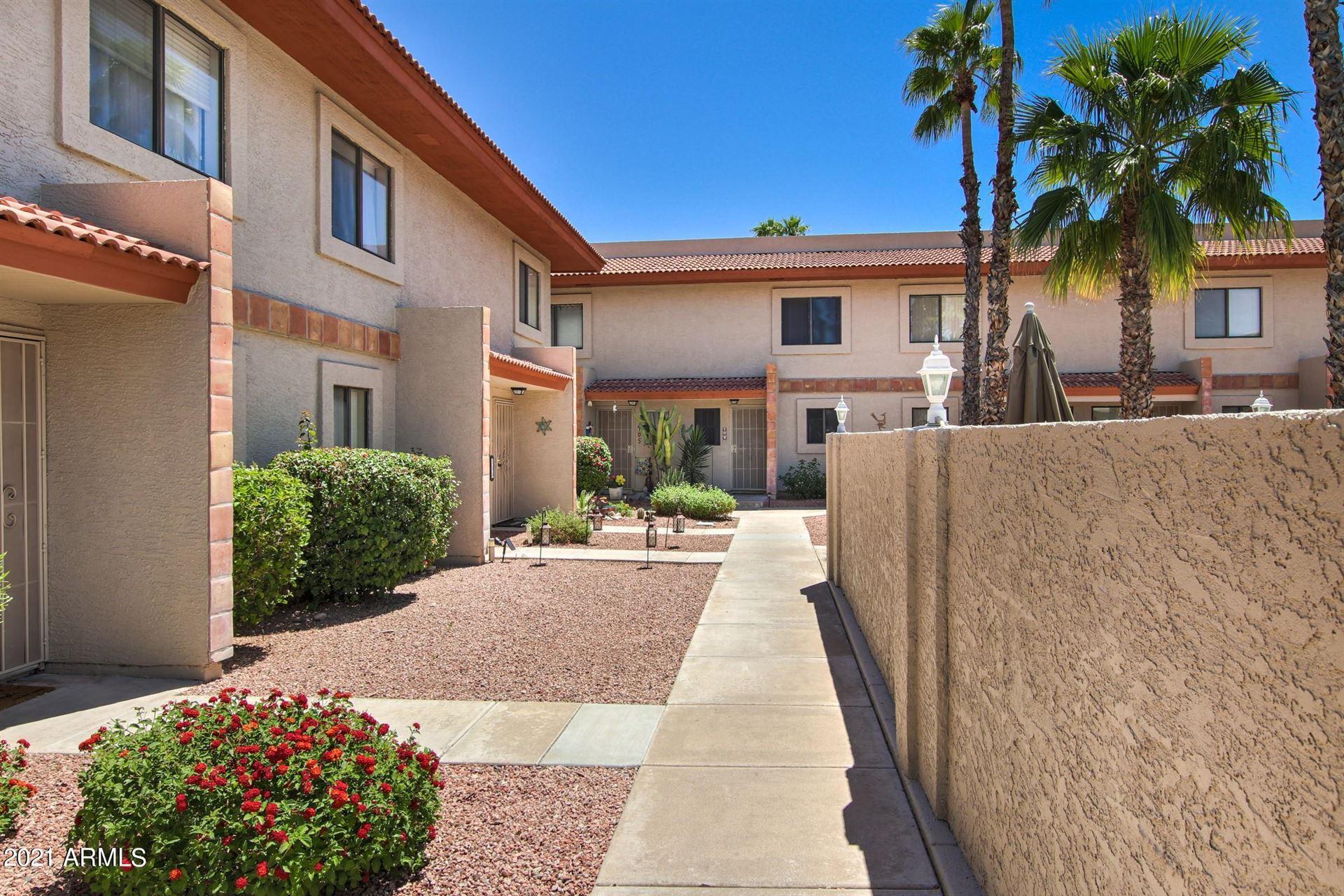 Photo of 12619 N LA MONTANA Drive #104, Fountain Hills, AZ 85268 (MLS # 6232236)