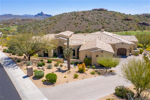Photo of 15555 E PALATIAL Drive, Fountain Hills, AZ 85268 (MLS # 6057237)