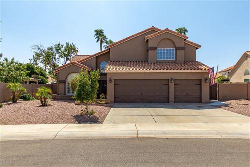 Photo of 6919 W ESCUDA Drive, Glendale, AZ 85308 (MLS # 6136237)