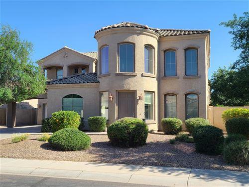 Photo of 1319 E BAUTISTA Road, Gilbert, AZ 85297 (MLS # 6232237)
