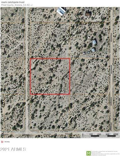 Photo of 0 S Bighorn Road, Maricopa, AZ 85139 (MLS # 6233237)