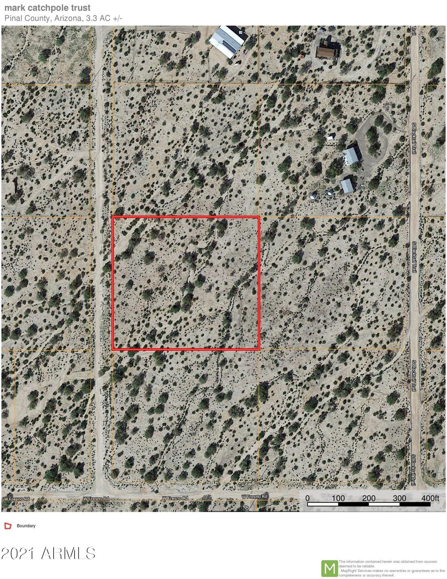 Photo for 0 S Bighorn Road, Maricopa, AZ 85139 (MLS # 6233237)