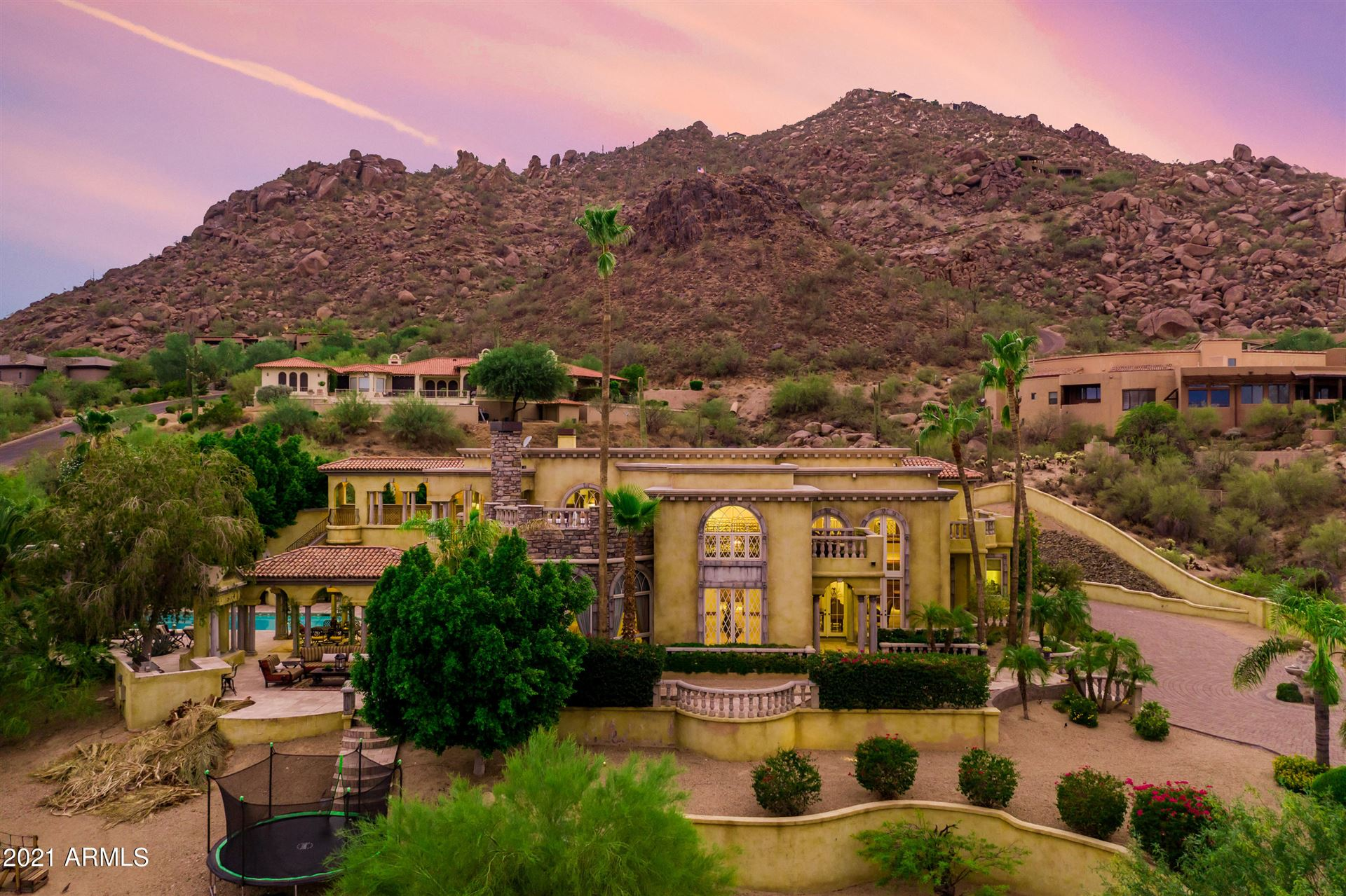 Photo of 35802 N MEANDER Way, Carefree, AZ 85377 (MLS # 6253237)