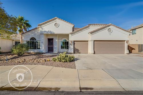 Photo of 3336 W ALICIA Drive, Laveen, AZ 85339 (MLS # 6006238)