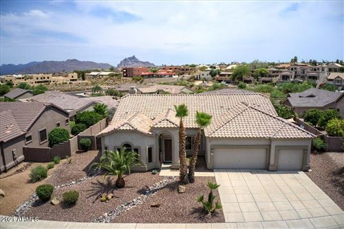 Photo of 16413 E CRYSTAL RIDGE Drive, Fountain Hills, AZ 85268 (MLS # 6262238)