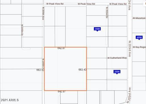 Photo of 0 N 205 Avenue, Wittmann, AZ 85361 (MLS # 6246239)