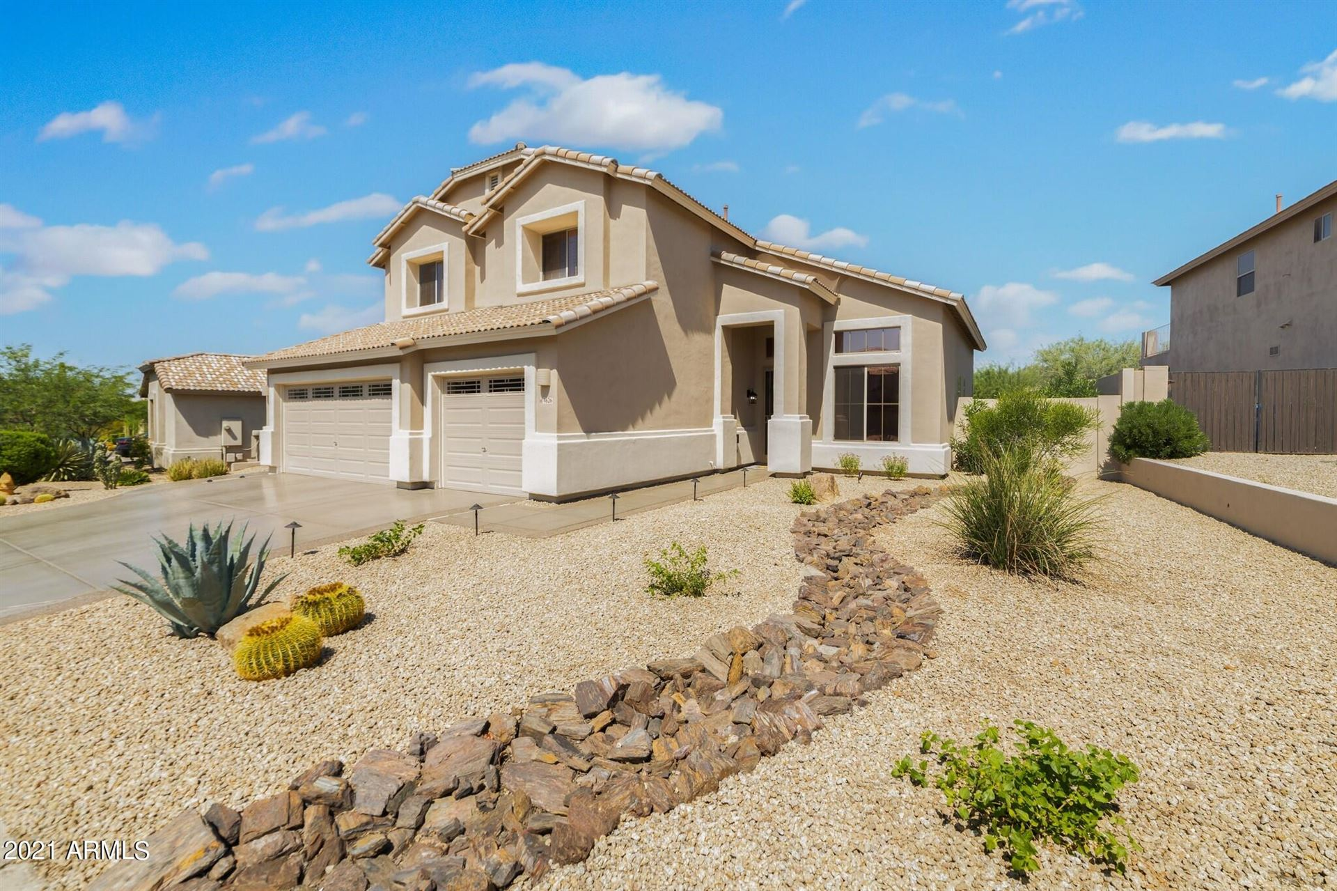 Photo of 4626 E TUMBLEWEED Drive, Cave Creek, AZ 85331 (MLS # 6290239)