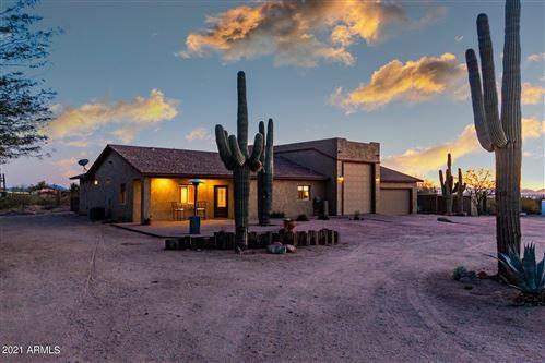 Photo of 8257 E REDBERRY --, Mesa, AZ 85207 (MLS # 6215240)