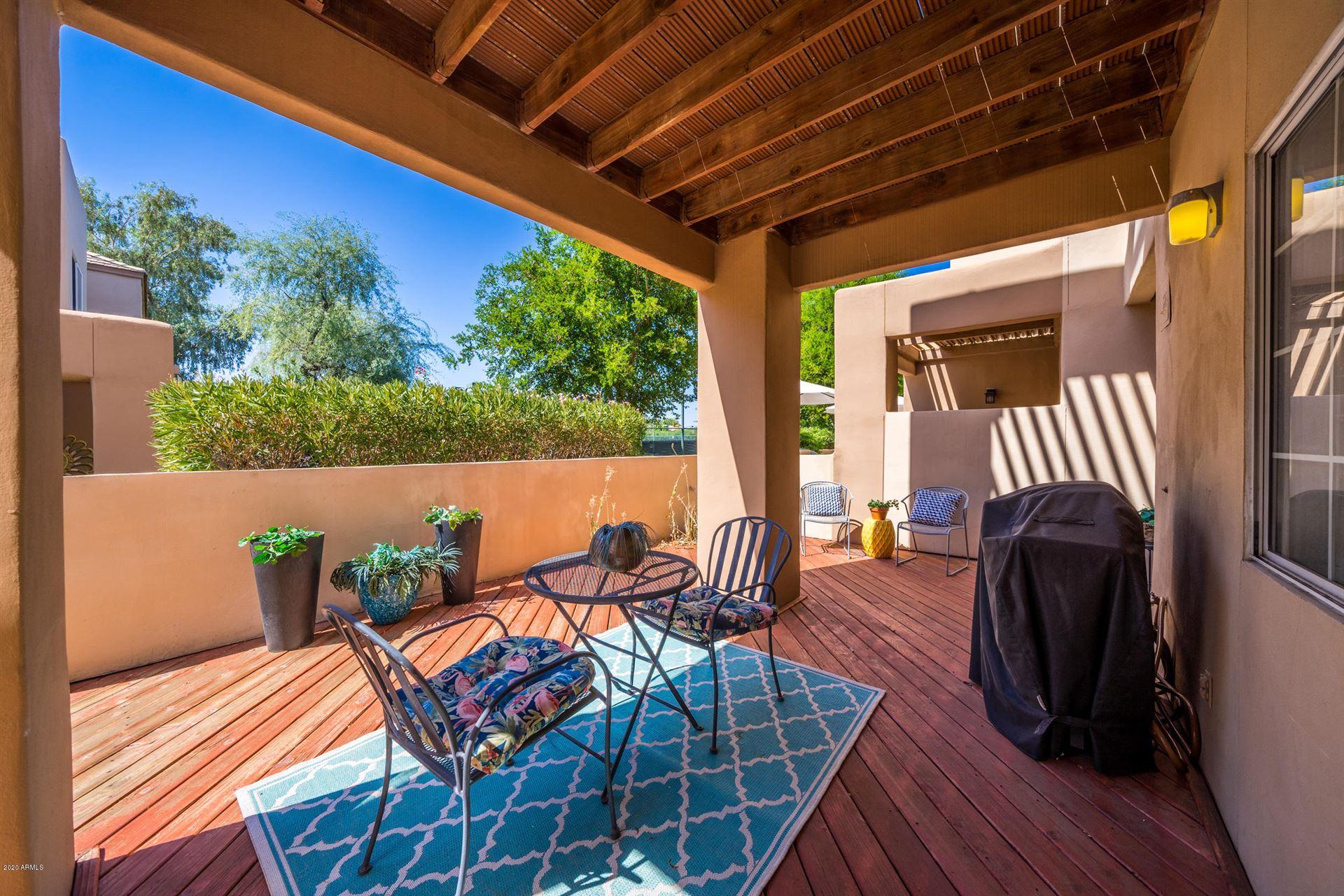 7710 E GAINEY RANCH Road #112, Scottsdale, AZ 85258 - MLS#: 6129240