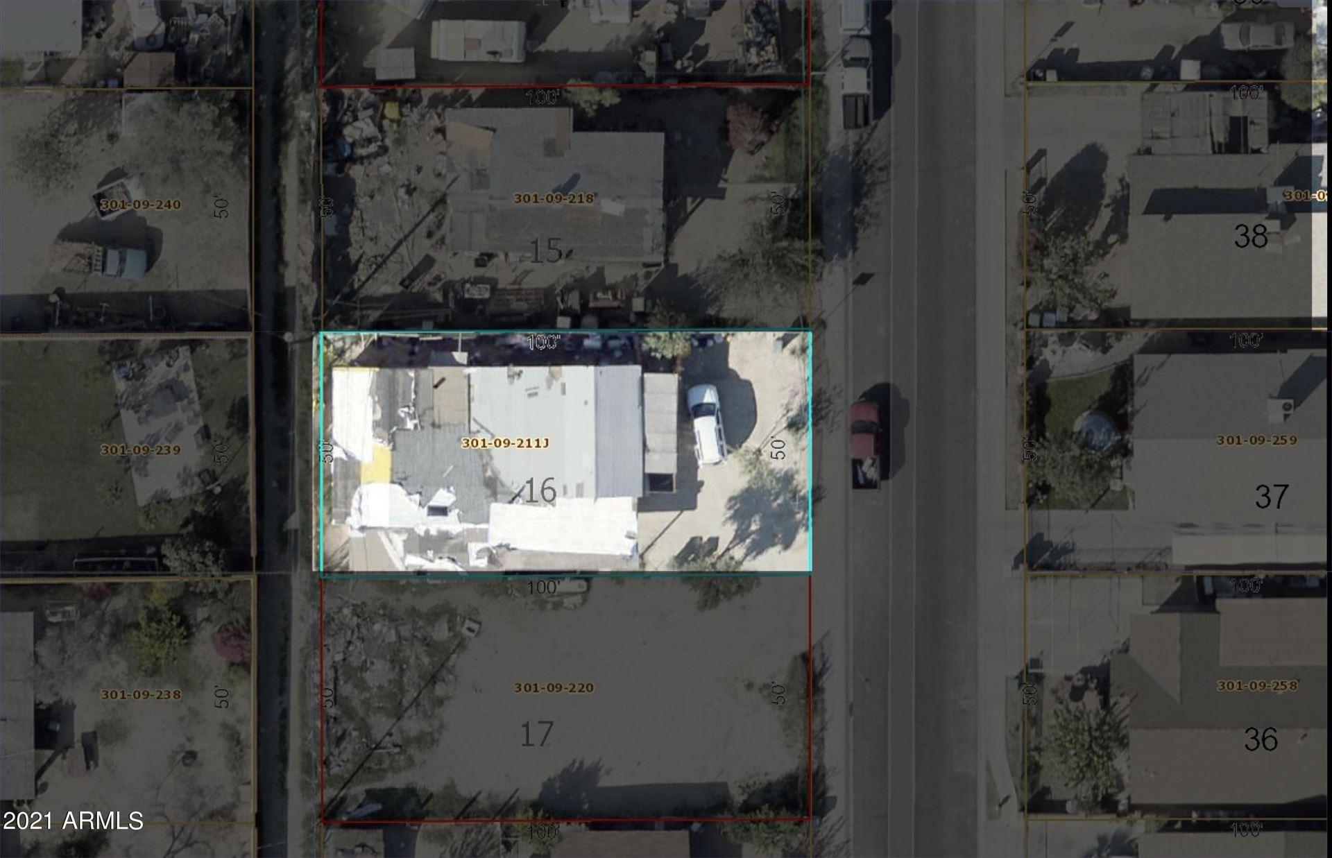 Photo of 8210 S CALLE MARAVILLA --, Guadalupe, AZ 85283 (MLS # 6241240)
