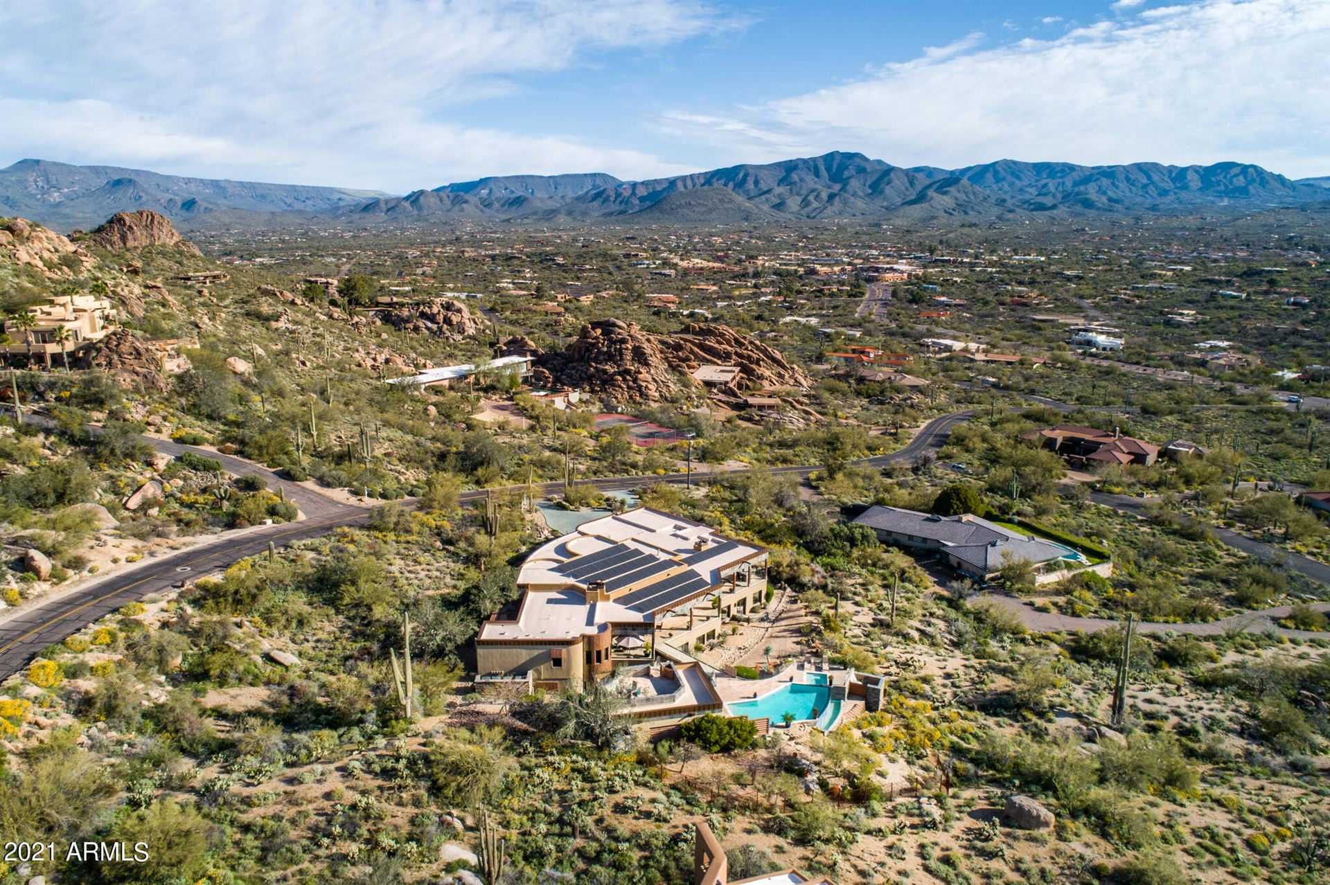 Photo of 7055 E STAGECOACH PASS --, Carefree, AZ 85377 (MLS # 6258240)