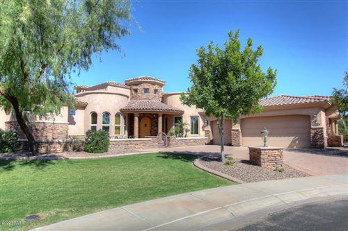 Photo of 4364 E VIRGO Place, Chandler, AZ 85249 (MLS # 6125241)