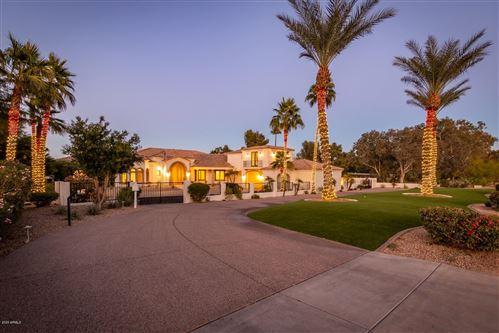 Photo of 4940 E MOCKINGBIRD Lane, Paradise Valley, AZ 85253 (MLS # 6170241)
