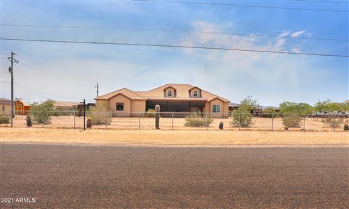 Photo of 2810 N MALLEE Place, Maricopa, AZ 85139 (MLS # 6247241)