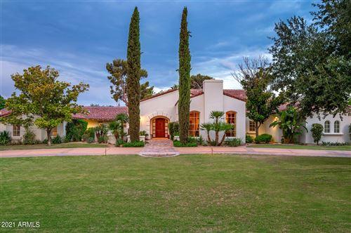 Photo of 6701 N KASBA Circle, Paradise Valley, AZ 85253 (MLS # 6264241)