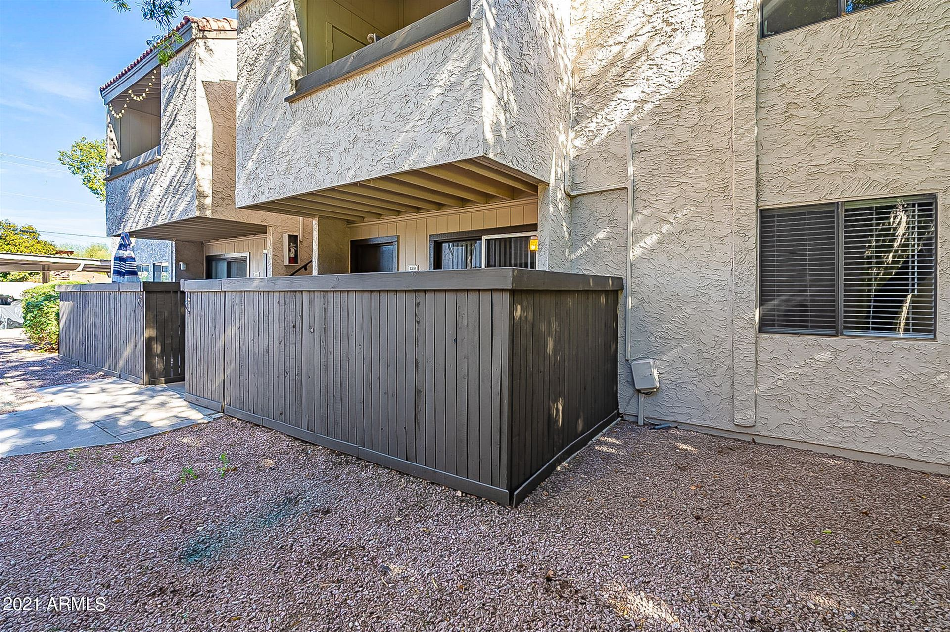 2938 N 61ST Place #126, Scottsdale, AZ 85251 - MLS#: 6182241