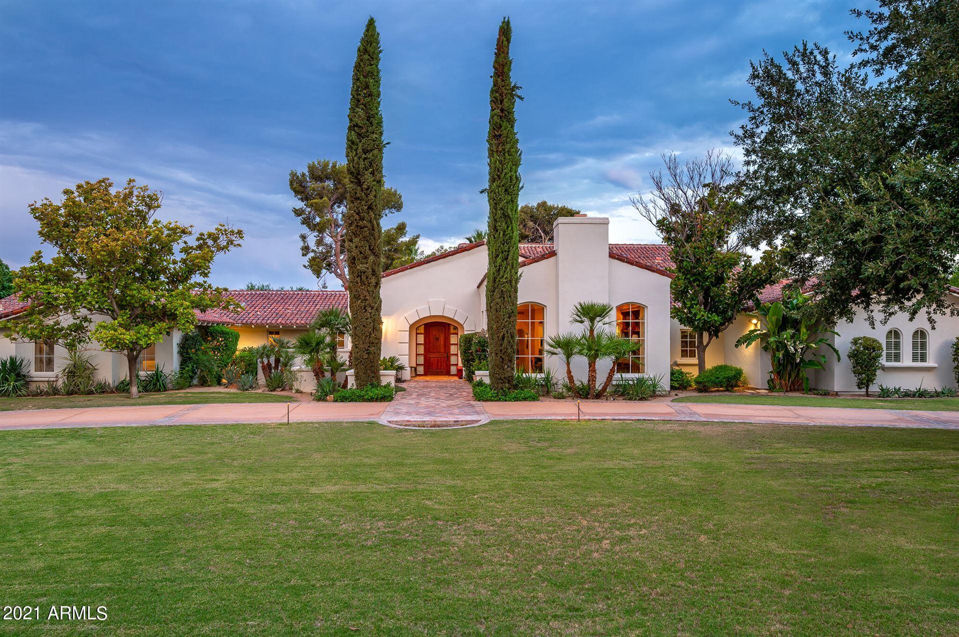 6701 N KASBA Circle, Paradise Valley, AZ 85253 - #: 6264241