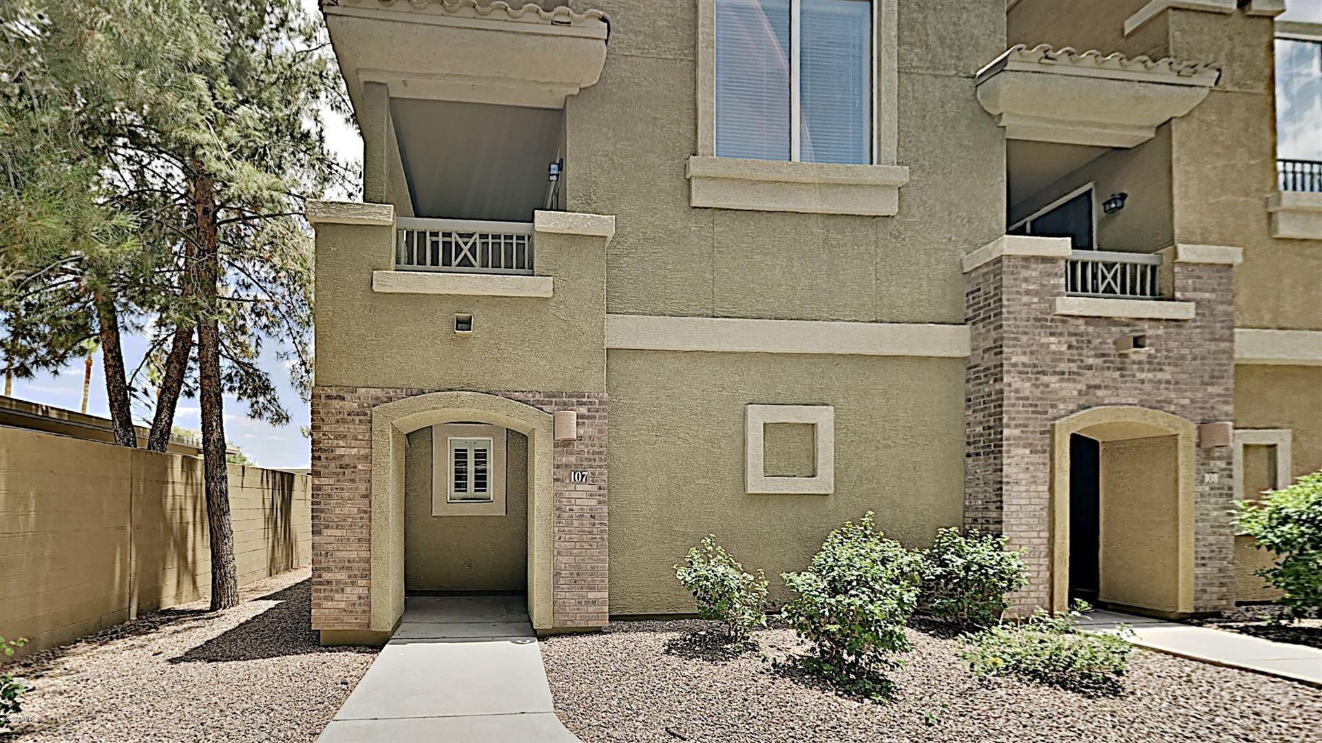 18250 N CAVE CREEK Road #107, Phoenix, AZ 85032 - MLS#: 6099242
